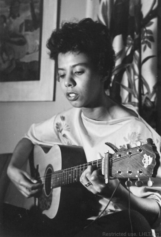 Lorraine Hansberry on emaze