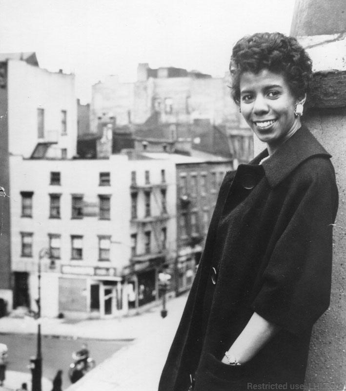 Lorraine Hansberry: Her Chicago law story | The University of ...